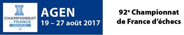 Championnat de France Agen 2017